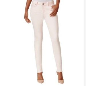 Earl blush skinny ankle jeans